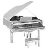 Juguete Modelismo 3d Armar Armable Piano Musical De Cola