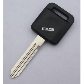 Llave Con Chip Nissan Sentra 2001, 2002, 2003, 2004, 2005, 6