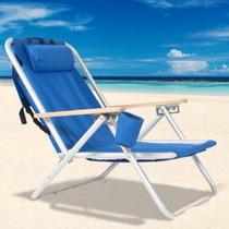 Silla Mochila Plegable Playa Camping Best Choice Products