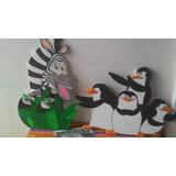 Figuras De Animes Madagascar