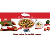 Sartenes De Ceramica Ceramicore X3 Cocina Antiadherente