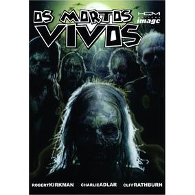 Box, Caixa, Para Os Mortos Vivos Hqm Editora Vol. 01