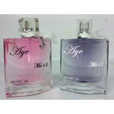 40 Souvenir Perfume Bella Olimpia Cumple 15 Centro De Mesa