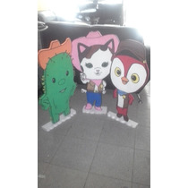 Figuras En Anime, Piñatas Chupeteras Bienvenidos Cajas