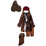 Disfrazar Disney Piratas Del Caribe Capitán Jack Sparrow Pr