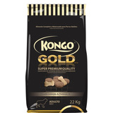 Alimento Balanceado Kongo Gold Súper Premium + Regalo