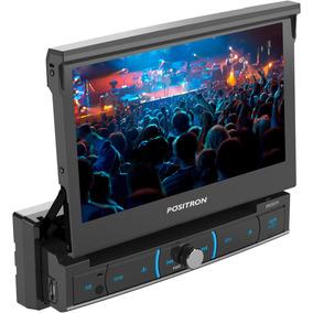 Dvd Carro Positron Sp6720 Dtv Tv Sd Bluetooth + Câmera Ré