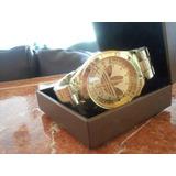 Reloj adidas Unisex Dorado Grande Acero Mayor Y Detal Oferta