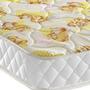 Colchon Cuna Unisex Impermeable 10 Cms Altura 60 Por 130