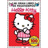 Mi Gran Libro De Pasatiempos Hello Kitty; Vario Envío Gratis