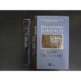 Diccionario Juridico Español / Ingles ( Cabanellas) 2 Tomos