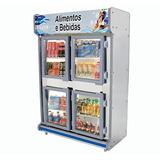 Refrigerador Comercial Com 4 Portas De Vidro 1,30m Polo Frio