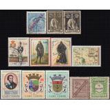 Cabo Verde - Acumulação Com 12 Selos C3