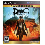 Dmc Devil May Cry Ps3 Original Nuevo Disco Físico