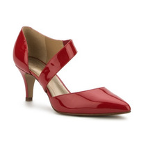 Zapatos Rojo Piel Charol Andrea 2341088 Piel Tacón 7cm