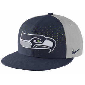 Gorra Laser Nike True Nfl Seahawks Snapback 824163 Halcones
