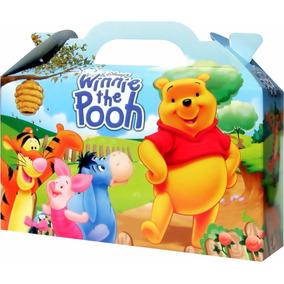 Winnie The Pooh Bolsita Golosinera Souvenir Pack X 10