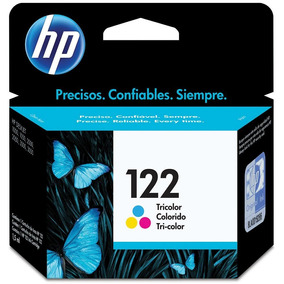 Cartucho Hp 122 Colorido Ch562hb - 2ml - Original