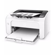 Impresora Láser Hp M12w - 600 X 600 Dpi, Laser, Wifi Blanco