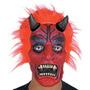 Máscara Diablo Rojo Electrocutado