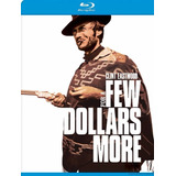 Blu-ray For A Few Dollars More / Por Unos Pocos Dolares Mas