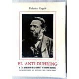 El Anti-dühring Por Federico Engels