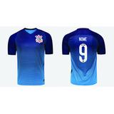Camisa Corinthians Com Seu Nome E Número Personalizada
