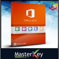 Office Professional Plus 2016 X 3pc Licencia Original