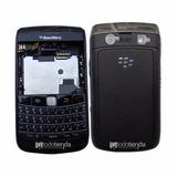 Carcasa Completa Blackberry Bold 4 9780 Negro Somos Tienda