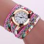 Relógio De Pulso Feminino Tipo Pulseira Bracelete