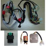 Combo 1 Repuestos Electricos Gilera Smash 110 Trifasica - 2r