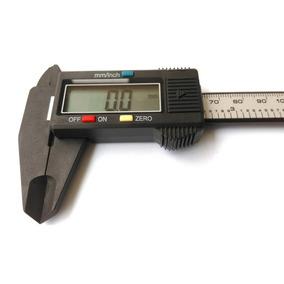 Vernier Digital 15cms Calibrador Pie De Rey En Fibra Carbono