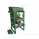Máquina De Fabricar Blocos De Concreto, Cimento