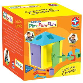 Casa Das Chaves Pim Pam Pum - Estrela