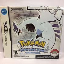 Pokemon Soul Silver + Pokewalker - 3ds / Ds - Barato Top