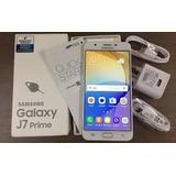 Samsung J7 Prime 4g- 16gb Nuevos Liberados Zona Oeste/sur