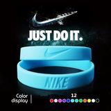 Pulseira Silicone Nike Fit Unissex Frete 10,00
