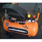 Compresor De Aire 40 Lts 2hp 0km Oferta Gladiator Ce440/f