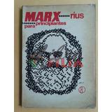 Marx Para Principiantes - Rius (1972) Primera Edición