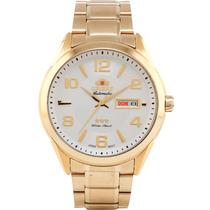 Relógio Orient Automatic Dourado 469gp052 S2kx