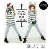 Leggin De Jeans Niña -the Milk Cottons-