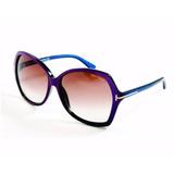 82b4baa986ff3 Óculos De Sol Tom Ford Azul no Mercado Livre Brasil