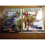 El Fantástico Mundo De Los Dinosaurios 6 Revistas (ce)