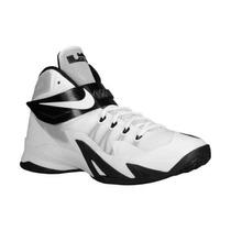 Zapato Nike Lebron Soldier Viii Talla 11.5 +camiseta Regalo
