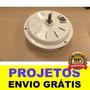 Projeto Gerador Eolico De Ventilador De Teto Unico Do Ml