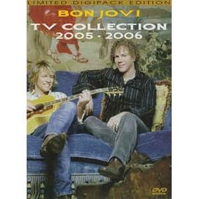 Bon Jovi Dvd Tv Collection 2005-2006 (digipak) Novo Import