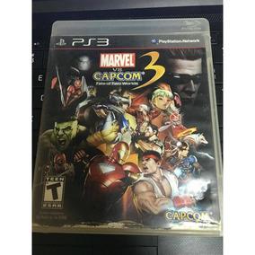Marvel Vs Capcom 3 Ps3 Seminuevo En Igamers
