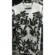 Kit 3 Camisa Camiseta Taz Mickey Swag Sacerdote Jeans Oferta
