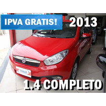 Gran Siena 1.4 2013 - Carro Sem Entrada É Na Somar