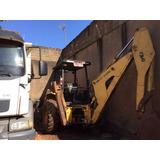 Retro Escavadeira Maxion 750 Fase 2 Ano 97